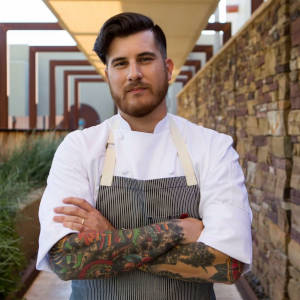 Chef Kyle Nottingham