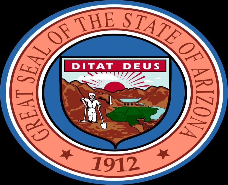 Seal of the State of Arizona